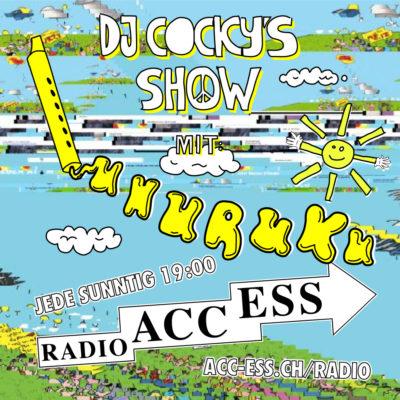 DJ COCKY'S SHOW W UHURUKU